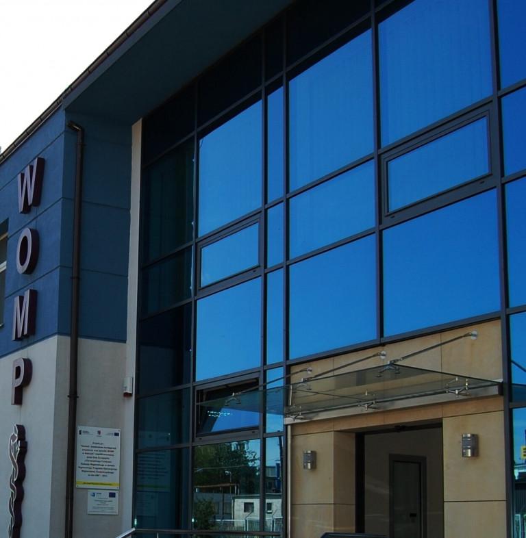 Budynek Wojewódzkiego Ośrodka Medycyny Pracy w Kielcach