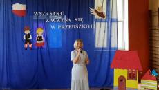 Wicemarszałek Renata Janik Podczas Otwarcia Przedszkola W Działoszycach