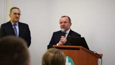 Dyrektor Szpitala Youssef Sleiman I Wicemarszałek Marek Bogusławski