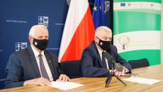 Marszałek Andrzej Bętkowski Członek Zarządu Marek Jońca