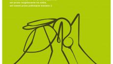 Plakat Hiv Przenosi Się Wyłącznie Z Człowieka Na Człowieka