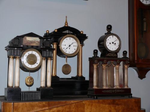 Zegary W Muzeum Przypkowskich W Jędrzejowie