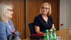 Renata Janik I Katarzyna Kubicka rozmawiają