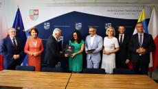 Uroczyste Przekazanie Umowy Dla Zakładu Doskonalenia Zawodowego W Kielcach