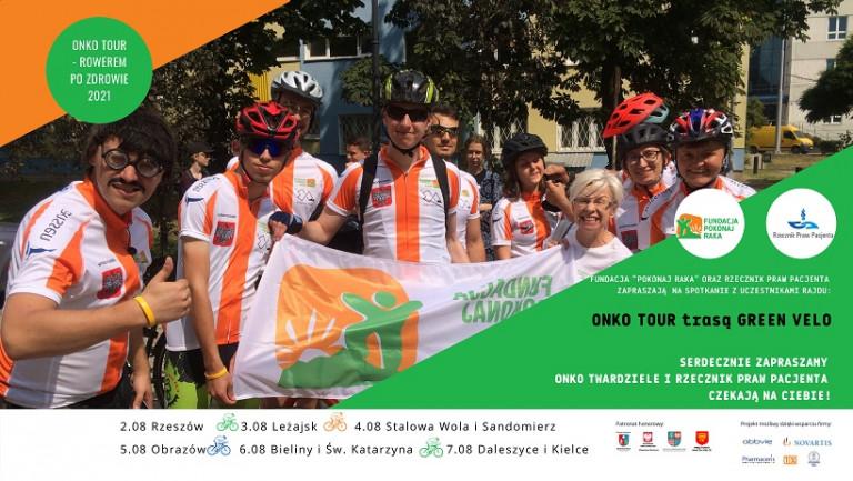 Onko Tour Trasą Green Velo