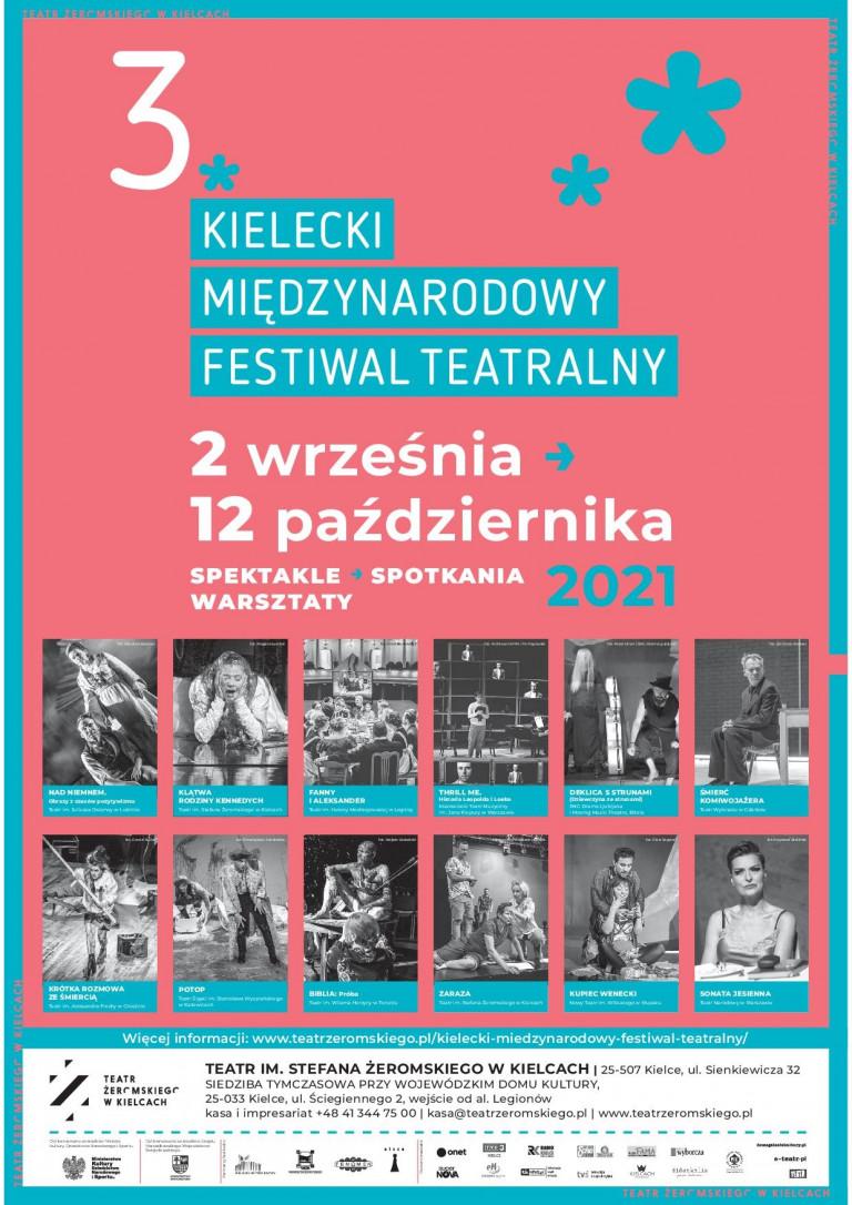 3. Kielecki Międzynarodowy Festiwal Teatralny