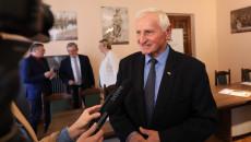 Członek Zarządu Województwa Marek Jońca Udziela Wywiadu (1)