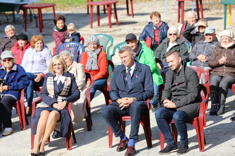 Gośćmi Honorowymi Festynu Byli Renata Janik, Bogdan Wenta I Dariusz Kisiel