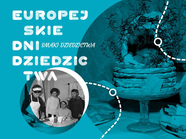 Plakat Europejskie Dni Dziedzictwa 2021
