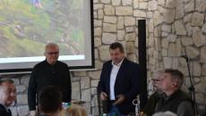 Przewodniczący Komisji Rolnictwa I Ochrony Środowiska Sejmiku Artur Konarski Podczas Obrad Rady