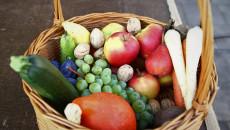 Kosz Warzyw I Owoców