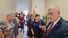 Marszałek Andrzej Bętkowski I Seniorzy