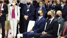 Marszałek Andrzej Bętkowski, Prezydent Andrzej Duda, Minister Mariusz Błaszczak