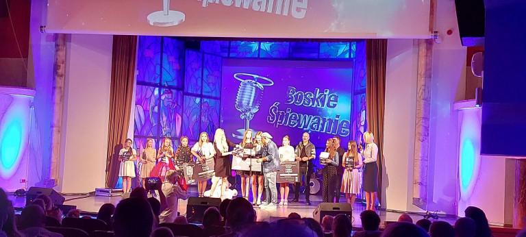 Organizatorzy Nagradezają Solistów