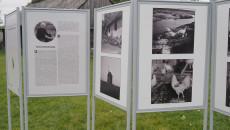 prezentacja postaci Janusza Buczkowskiego i jego biało-czarnych fotografii