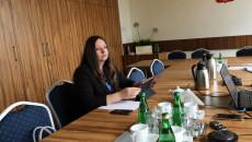 Przewodnicząca Komisji Słucha Sprawozdań Z Budżetu