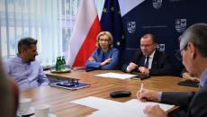 Uczestnicy Spotkania W Urzędzie Marszałkowskim