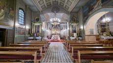 Wnętrza Kościółka W Lipie