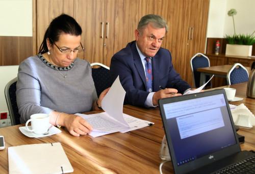 Jacek Sabat I Magdalena Kusztal