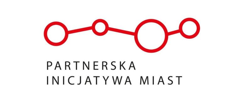 Logotyp Partnerskiej Inicjatywy Miast