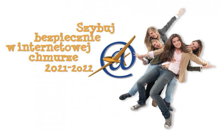 Logotyp Projektu Szybuj Bezpiecznie W Internetowej Chmurze