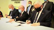 Podpisanie Umowy Na Dofinansowanie Prac Termomodernizacyjnych (2)