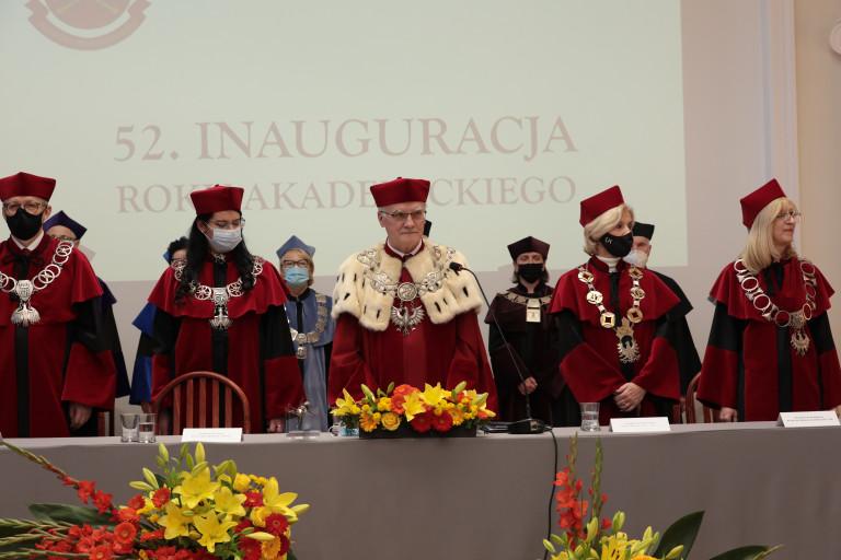 Członkowie Senatu Uczelni