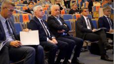 Marszałek Andrzej Bętkowski, Radny Grzegorz Banaś, Szef Gum Jacek Semaniak, Senator Krzysztof Słoń, Prezydent Bogdan Wenta