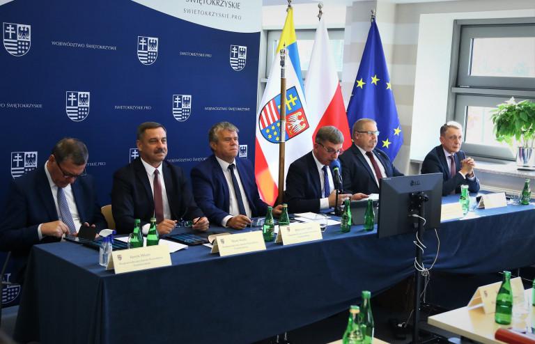 Prezydium Sejmiku Województwa Świętokrzyskiego
