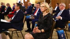 Przedstawiciele Biznesu I Istytucji Wspierających Biznes Na Konferencji