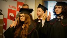Studenci ślubują