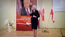 Wicemarszałek Renata Janik Przemawia